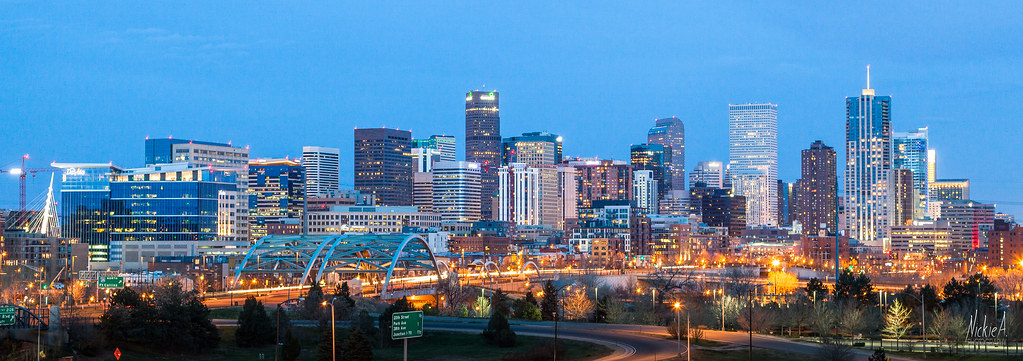 Image result for downtown denver panoramic