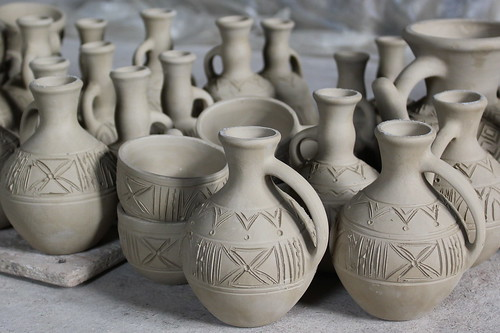 Zugdidi, earthenware | by giocomai