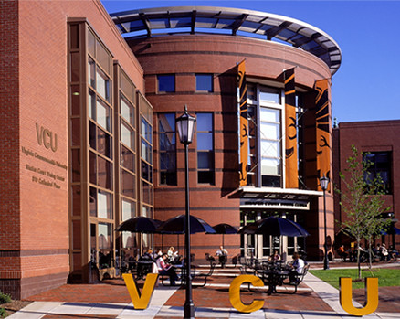 Shafer Court Dining Center, 810 Cathedral Place, 2004 | by VCU Libraries