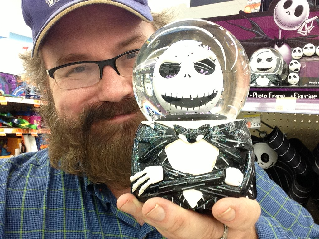 Nightmare Before Christmas HUGE Display at Walgreen\'s for … | Flickr