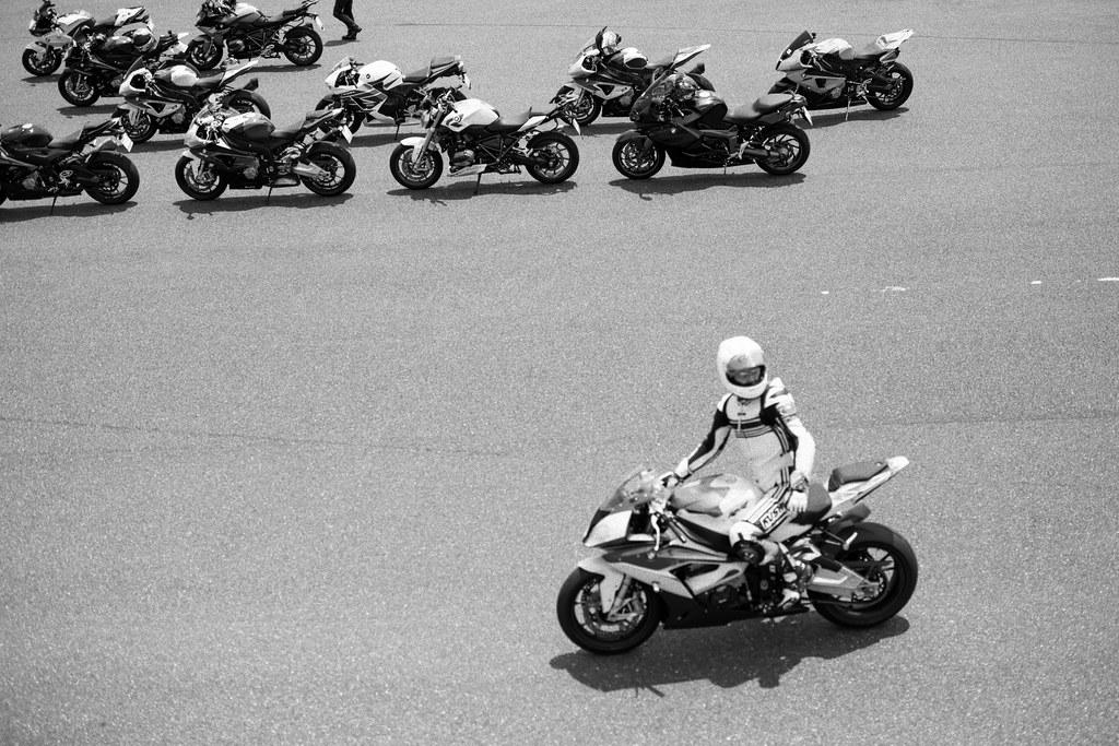 BMW Motorrad Circuit Experience 2016