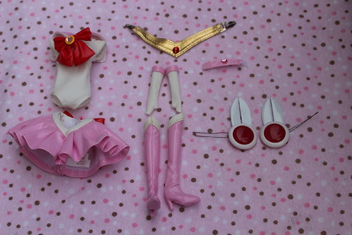 Sailor Chibi Moon stock