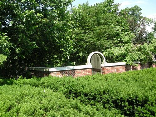 Snug Harbor Staten Island Secret Garden M Lisande