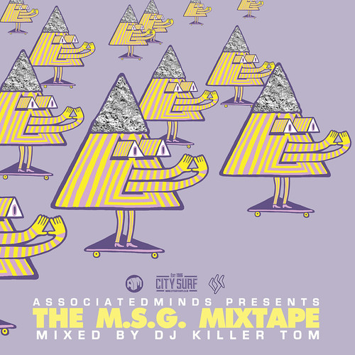 THE M.S.G. MIXTAPE | by AssociatedMinds