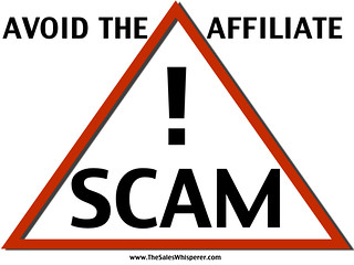 avoid affiliate scams | by The Sales Whisperer
