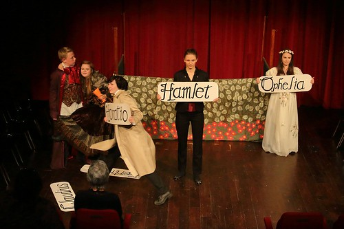 Shakespeare's Shorts - Hamlet 2016