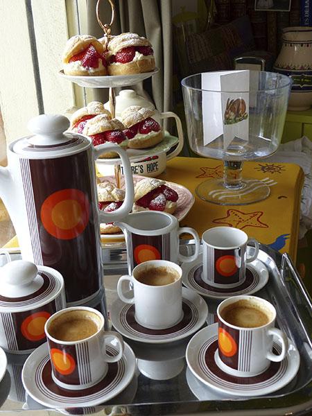 café et choux