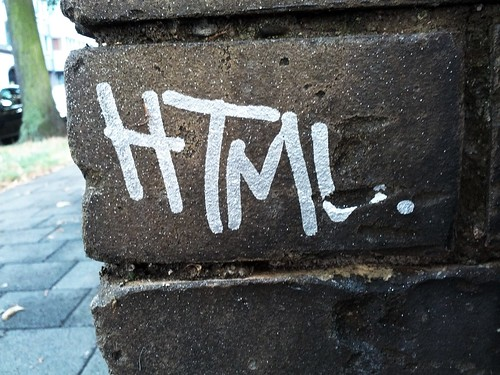 HTML Tag | by tacker