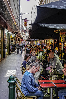Melbourne cafe scene 2 | by _TC Photography_
