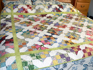Four Patch & Friends | by Deb@asimplelifequilts
