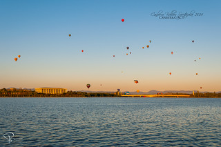 Canberra Balloon Spectacular 2014 | by sactyr photography