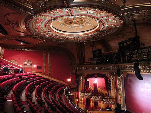 Balcony View Of Elgin Theatre Toronto Ontario Canad Flickr