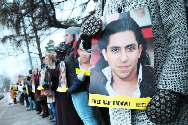 Free Raif Badawi!
