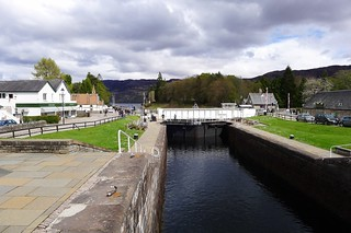 Caledonian Canal, Fort Augustus | by Nick Bramhall