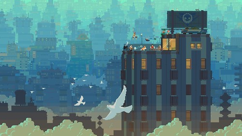 Super Time Force - Into The Pixel | by Capy!