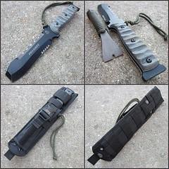 Superbe Tops Pry Knife. #tops #topsknives #pryknife #knife #prybar #heavyduty ...