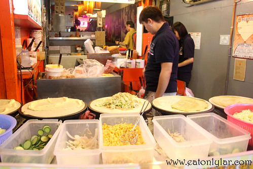 Arnor Crepe, Shida Night Market | by Eat Only Lar!