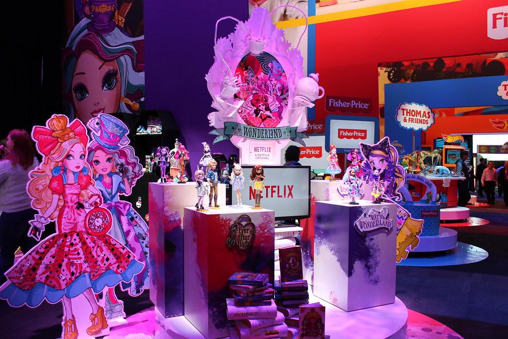 mattel toy fair