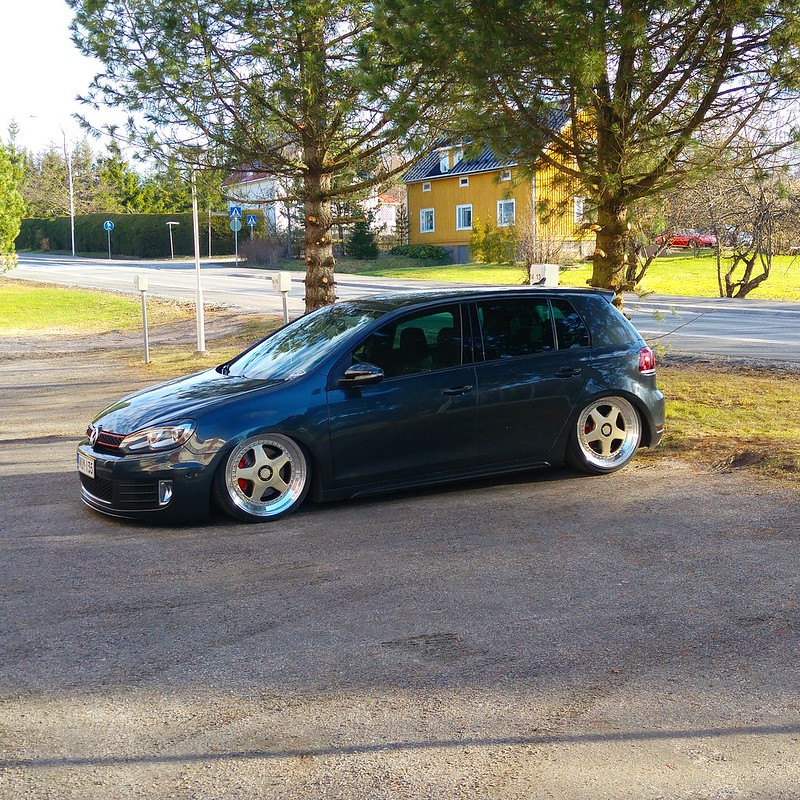 MixuJoo: EX GTI Golf mk4 bagged // Now mk6 GTI bagged - Sivu 18 26624780720_02a3bb3a90_c