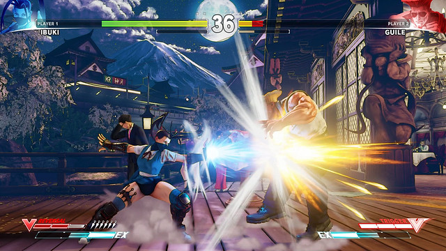 Street Fighter V - Ibuki