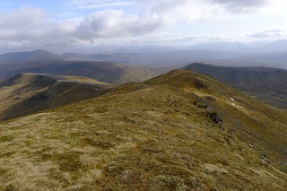 The southwest ridge of A' Chailleach | by Nick Bramhall