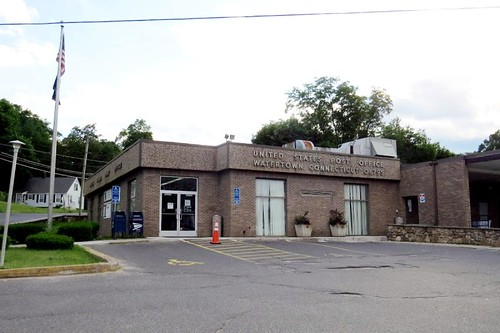Watertown, CT post office | by PMCC Post Office Photos