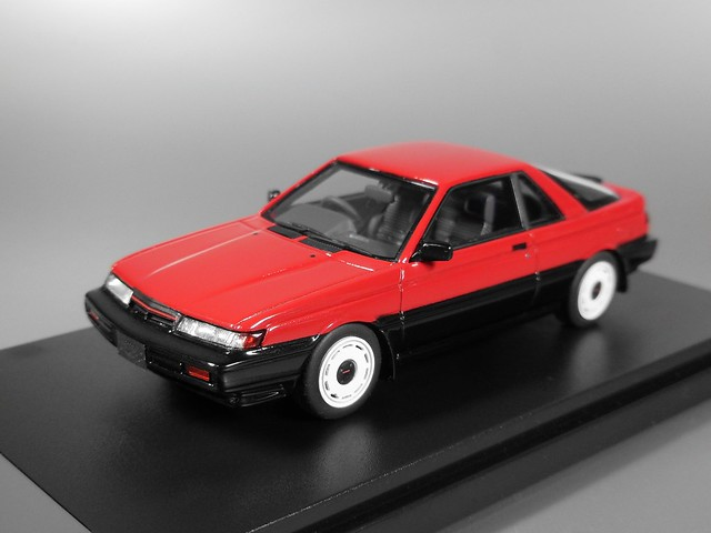Nissan Sunny RZ-1 Turbo Type-B 1986