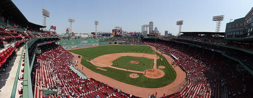 Fenway Park - Boston, MA | by picturepostcardbaseball