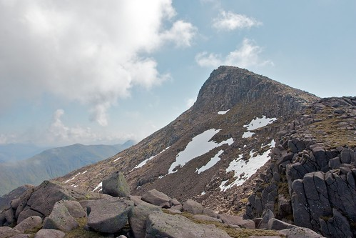 The dramatic west face of Ben Cruachan | by Nick Bramhall