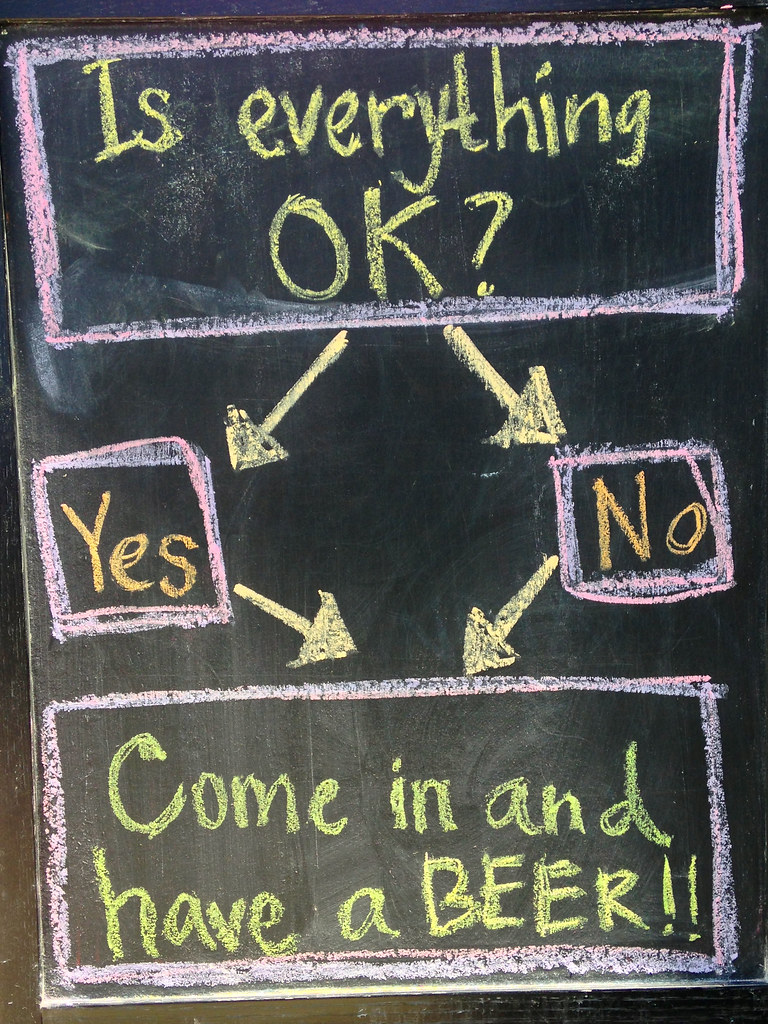 Beer Flow Chart: Flow Chart | Bart Everson | Flickr,Chart