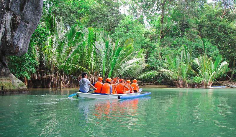 Puerto Princesa Tour 2014