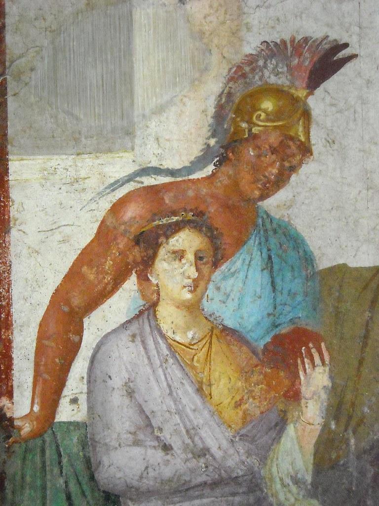 Pompeii House Of Marcus Lucretius Fronto Flickr
