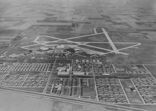 Chanute Field, Rantoul, IL, July 1946 | by The Urbana Free Library Digital Collections