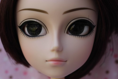 Mi-chan face up