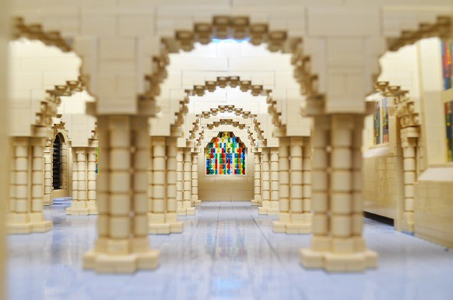 Help Complete Durham Cathedral In Lego Brickset Lego Set Guide