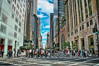 5th Avenue in New York City | by Joey Lax-Salinas Photography
