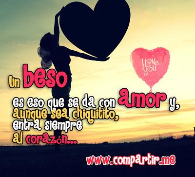 Frases De Amor Beso De Amor Para Dedicar Con La Enamorada Flickr