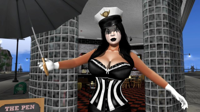 BCPD - Mime Crime Unit --Dun Dun--