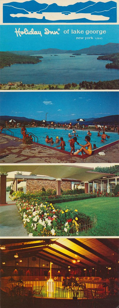 Holiday Inn - Lake George, New York