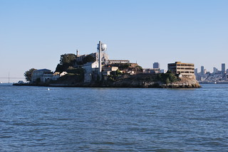 Alcatraz from the ferry | by andrew.napier
