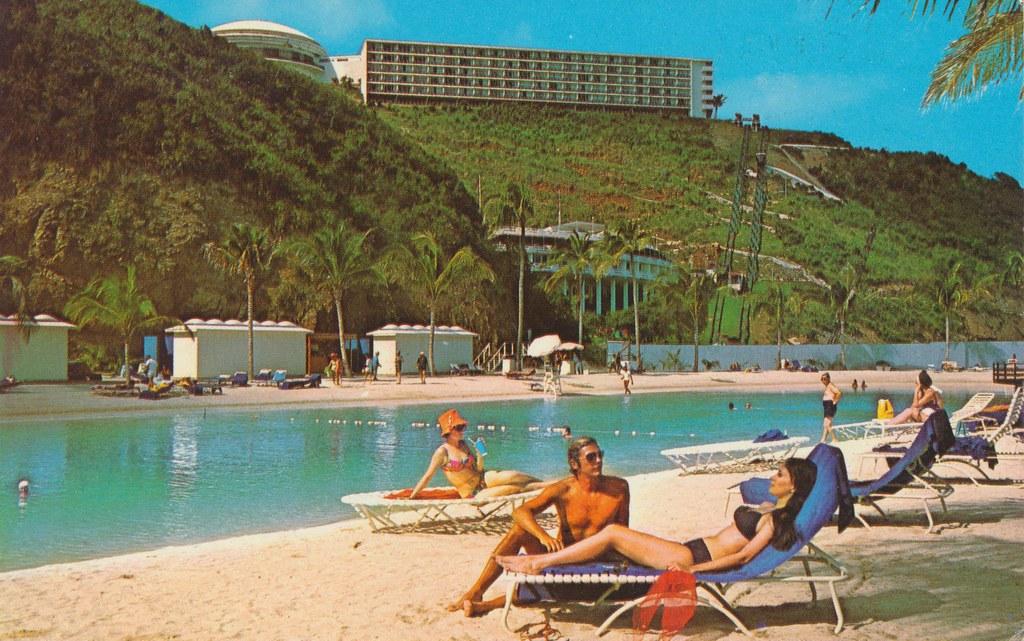 El Conquistador Hotel and Club - Las Croabas, Puerto Rico