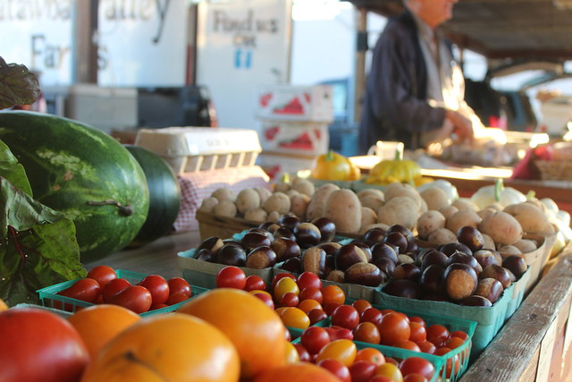 Salem Farmers Market - Fresh Produce