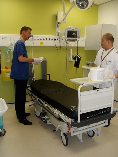 Frontline Visit to Frimley Park Hospital August 2013 | by JeremyHuntMPSWS