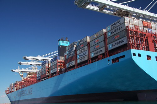 Big, Bigger, Maersk | by Henrik Gammelmark
