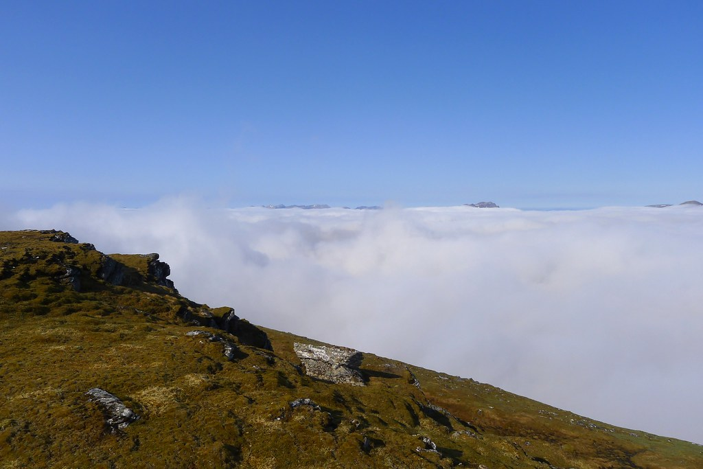 Torridon above the inversion
