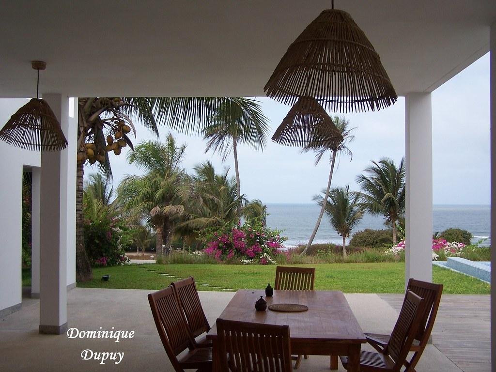 ... Terrasse Avec Vue Sur Mer | By Dominique DUPUY