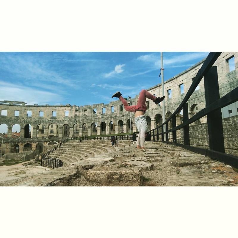 Istria-Pula-Arena-Croatia-普拉競技場-17度C隨拍- (4)