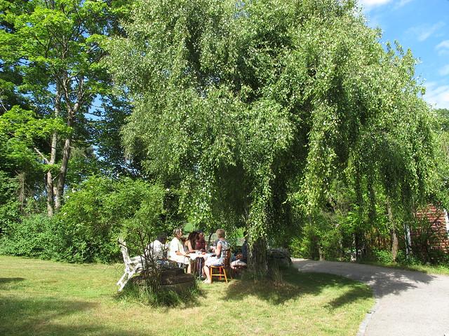 friday, midsummer's eve, karlskrona