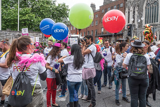 PRIDE PARADE AND FESTIVAL [DUBLIN 2016]-118098 | by infomatique