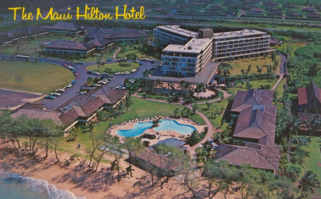 Maui Hilton Hotel - Lahaina, Hawaii